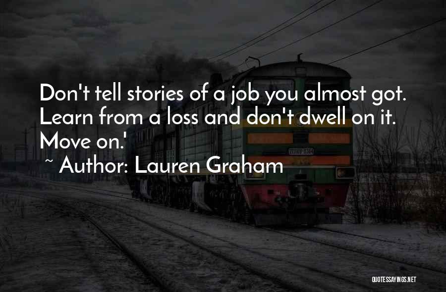 Lauren Graham Quotes 179803