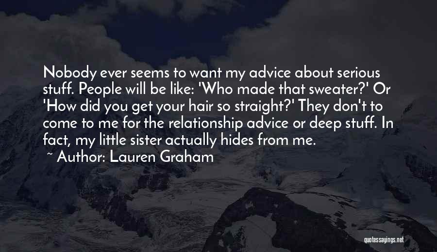 Lauren Graham Quotes 2149861