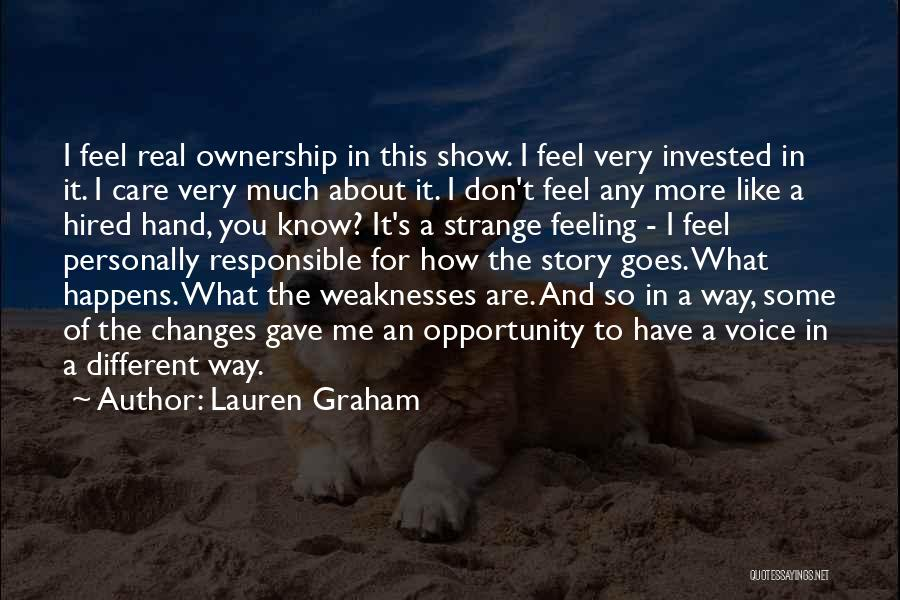 Lauren Graham Quotes 589455