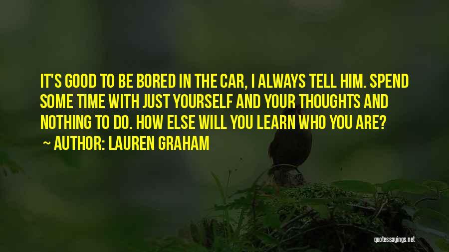 Lauren Graham Quotes 76226