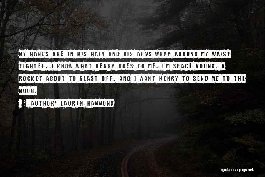 Lauren Hammond Quotes 108911