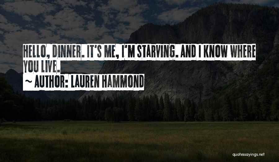 Lauren Hammond Quotes 1134535