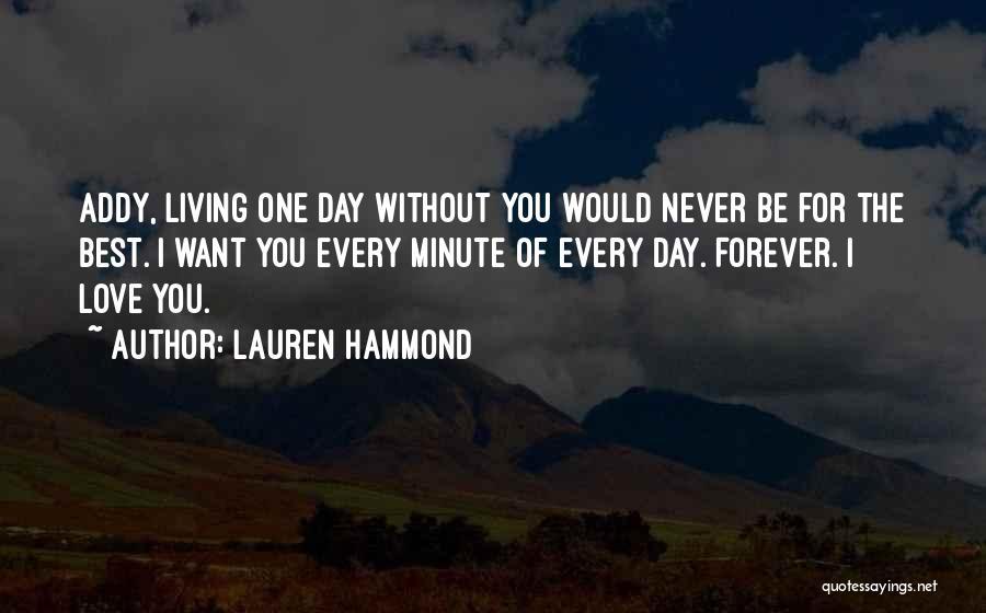Lauren Hammond Quotes 1647427
