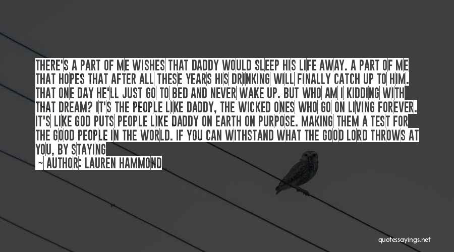 Lauren Hammond Quotes 1657891