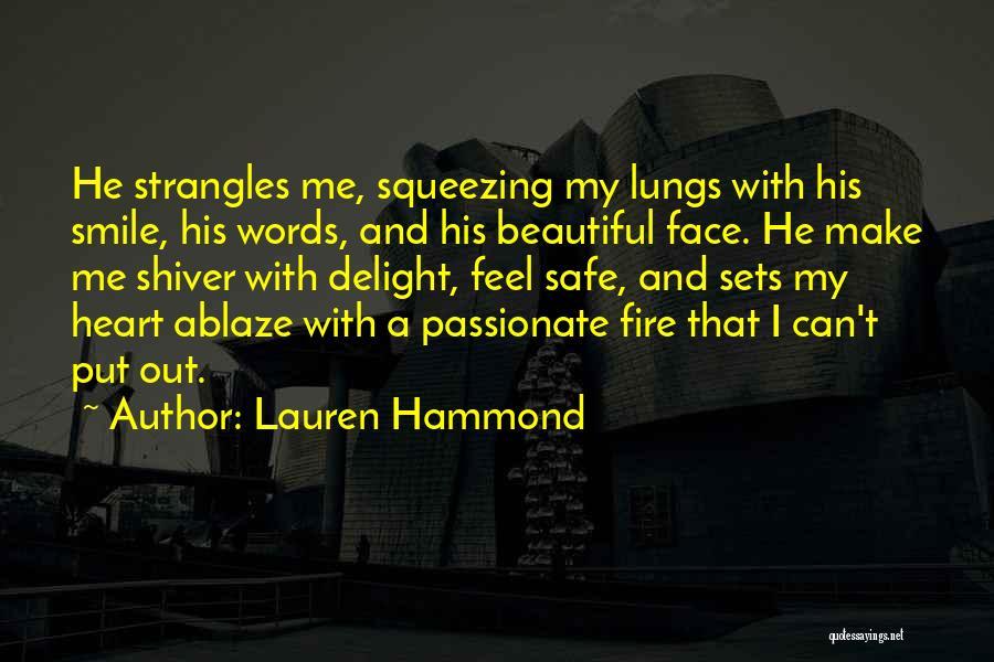 Lauren Hammond Quotes 1935442