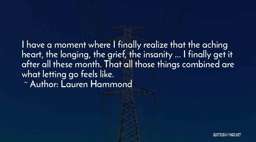 Lauren Hammond Quotes 2072393