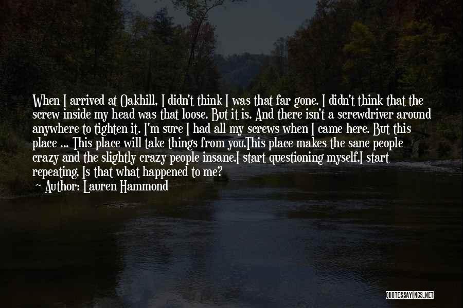 Lauren Hammond Quotes 2209475