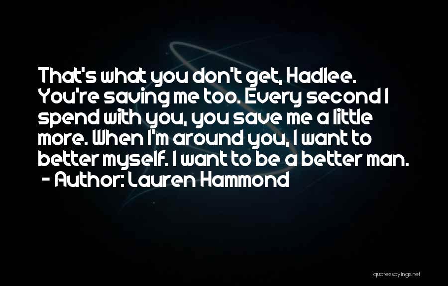 Lauren Hammond Quotes 244539