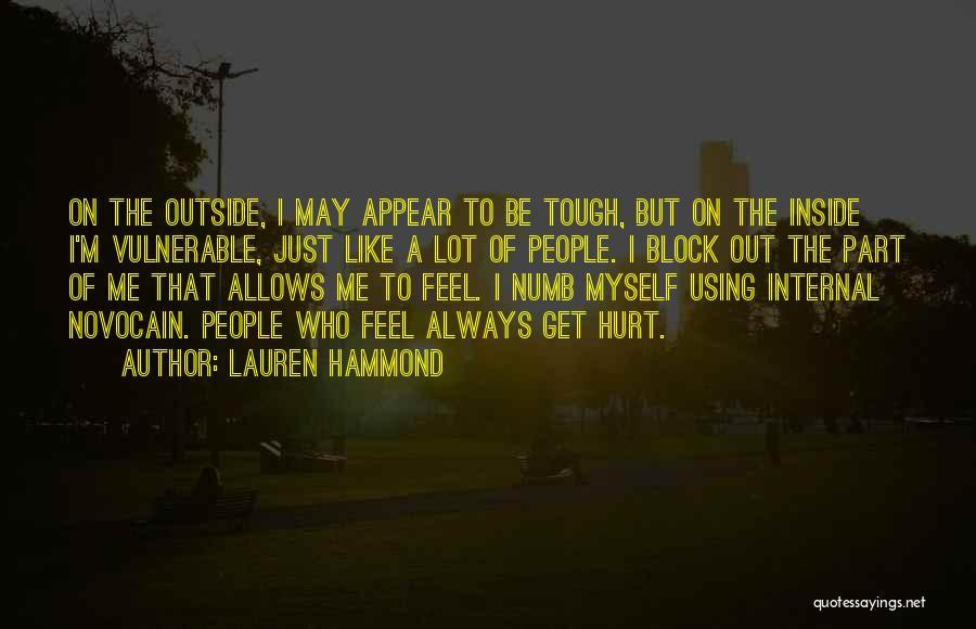 Lauren Hammond Quotes 661730