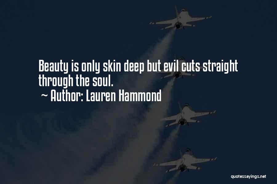 Lauren Hammond Quotes 664977