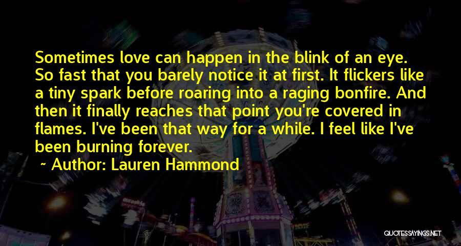 Lauren Hammond Quotes 88690