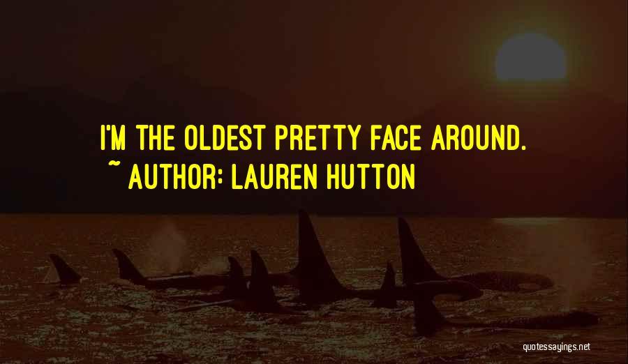 Lauren Hutton Quotes 1720284