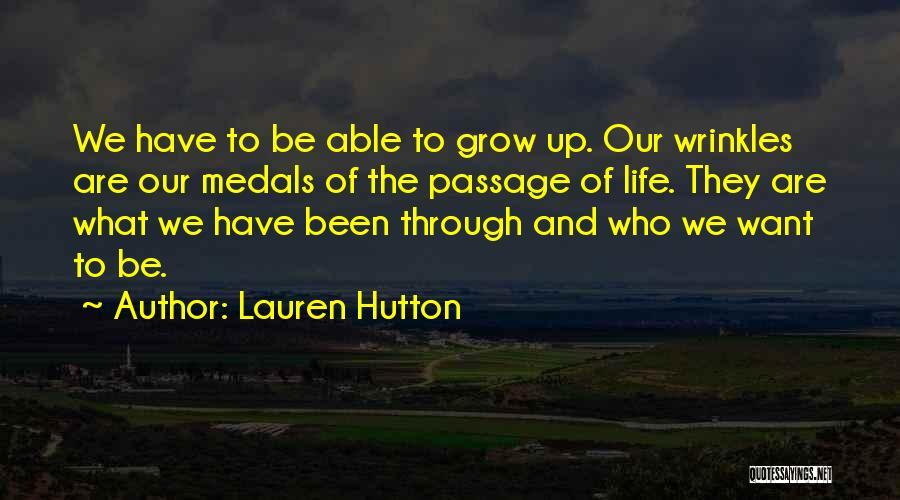 Lauren Hutton Quotes 755990