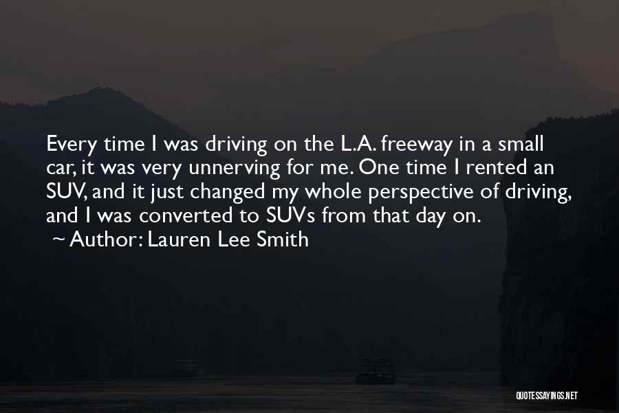 Lauren Lee Smith Quotes 955383