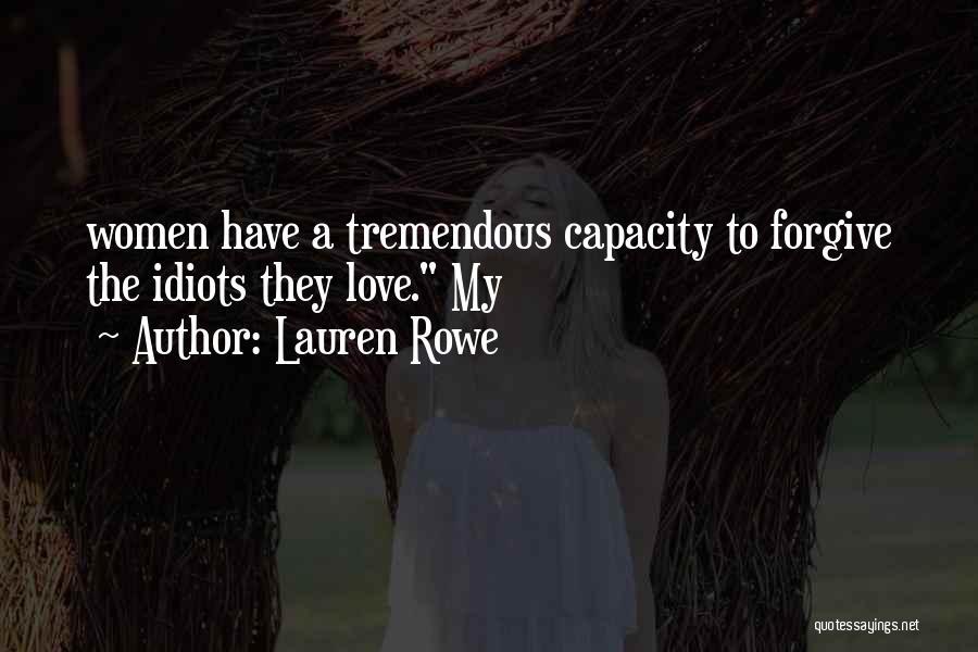 Lauren Rowe Quotes 1840406