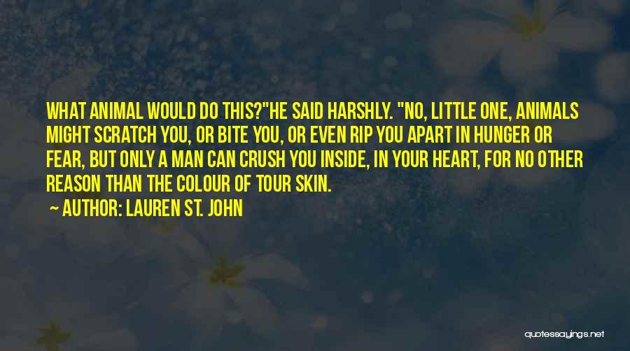 Lauren St. John Quotes 689719