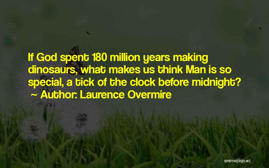 Laurence Overmire Quotes 1179482