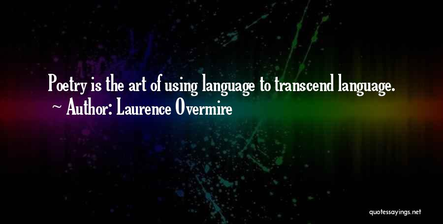 Laurence Overmire Quotes 1853751