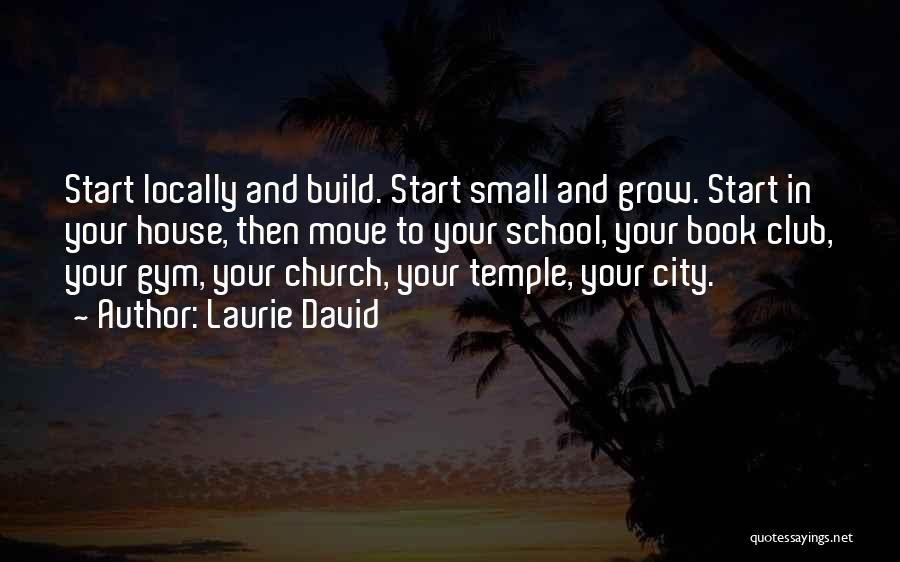 Laurie David Quotes 283598