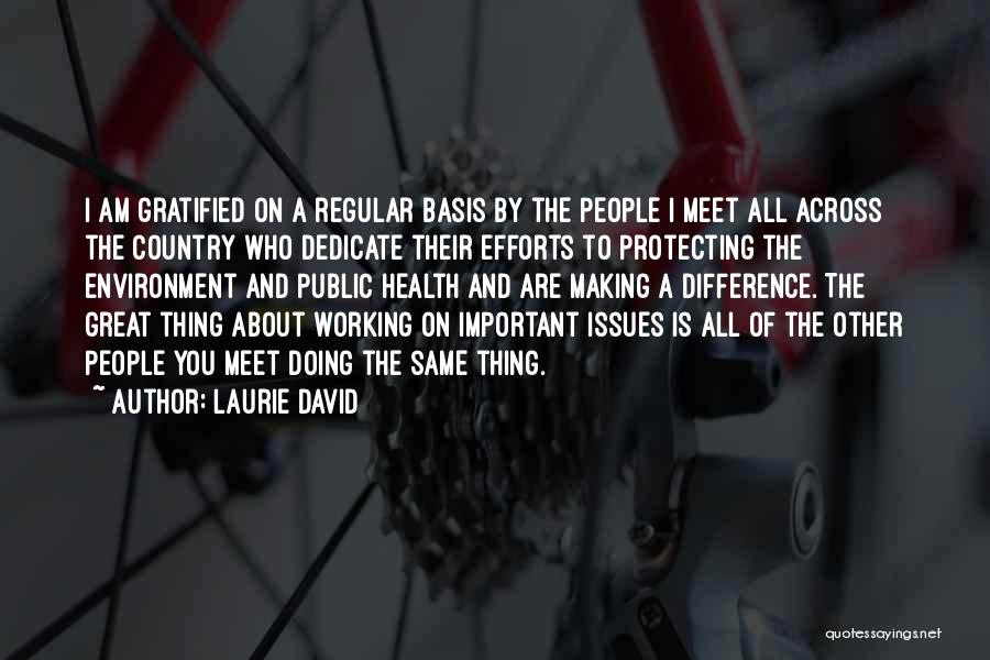 Laurie David Quotes 866780