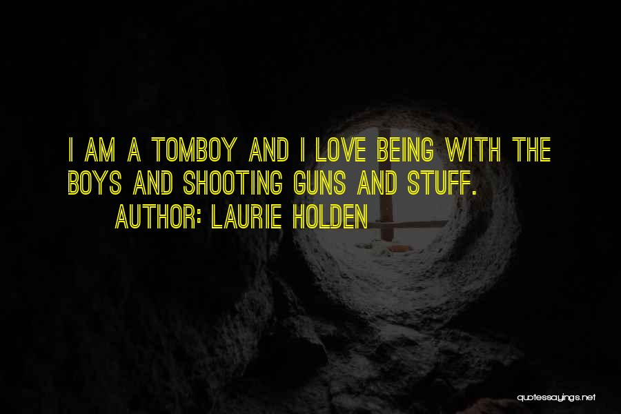 Laurie Holden Quotes 1204458