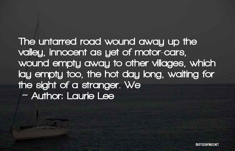 Laurie Lee Quotes 1147745