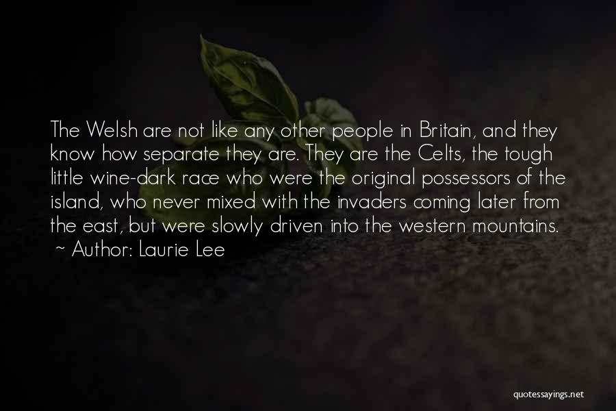 Laurie Lee Quotes 1778101