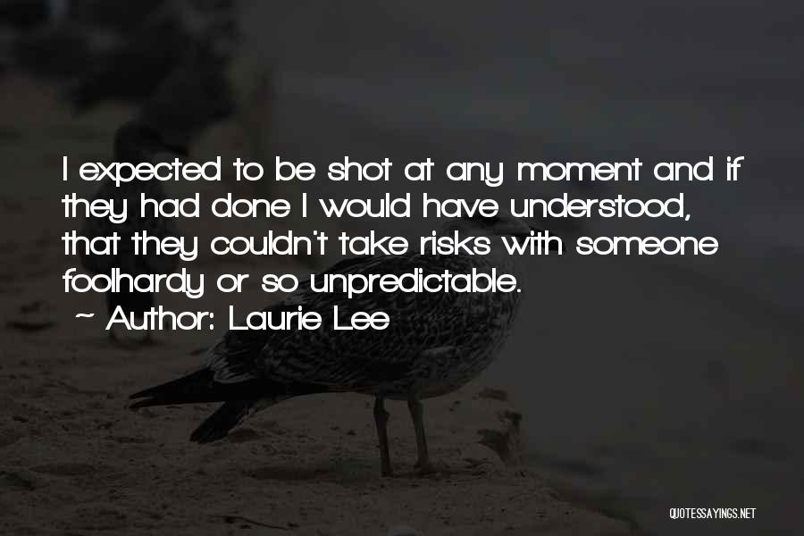 Laurie Lee Quotes 1897303
