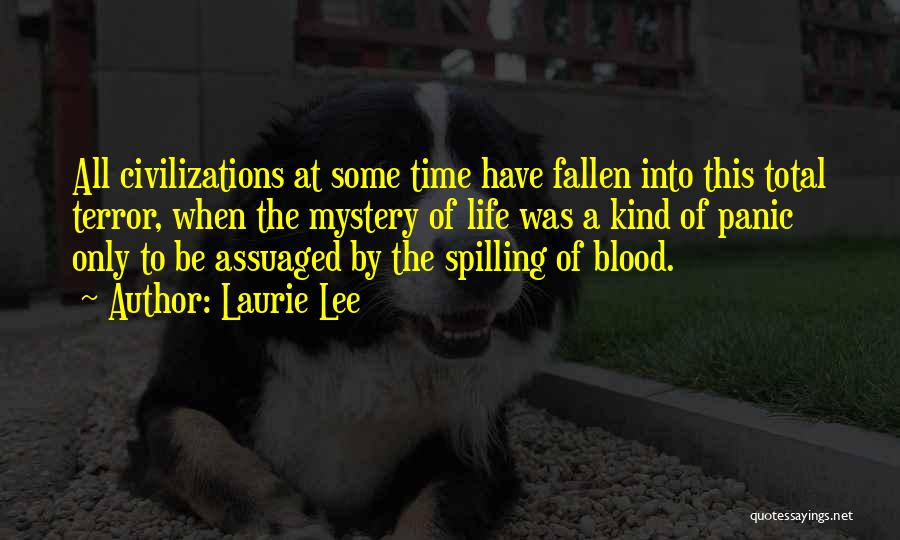 Laurie Lee Quotes 1995866