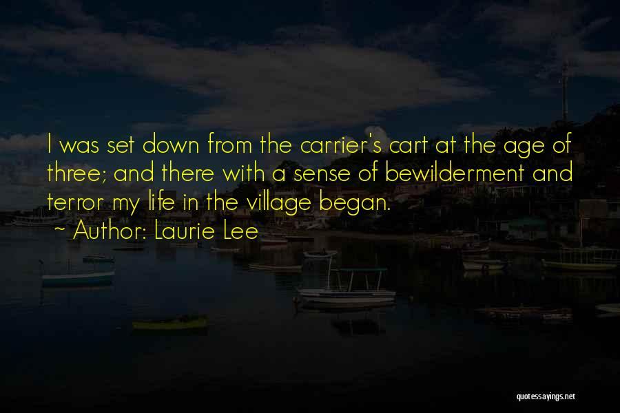 Laurie Lee Quotes 2070018