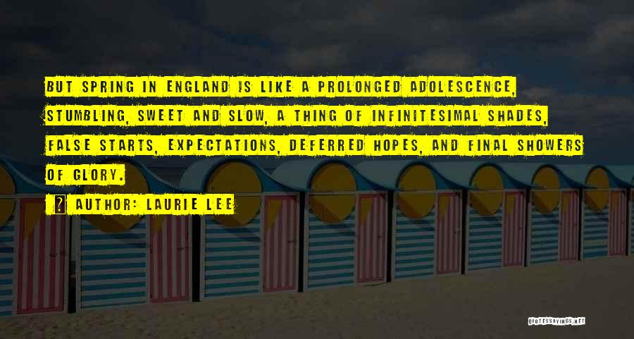 Laurie Lee Quotes 2107468