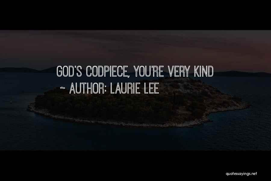 Laurie Lee Quotes 665305