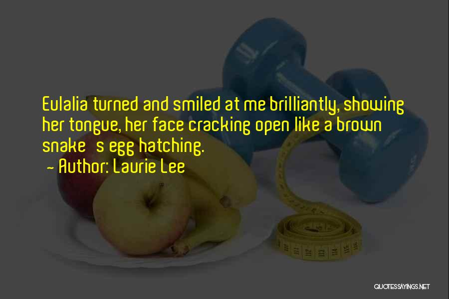 Laurie Lee Quotes 705106