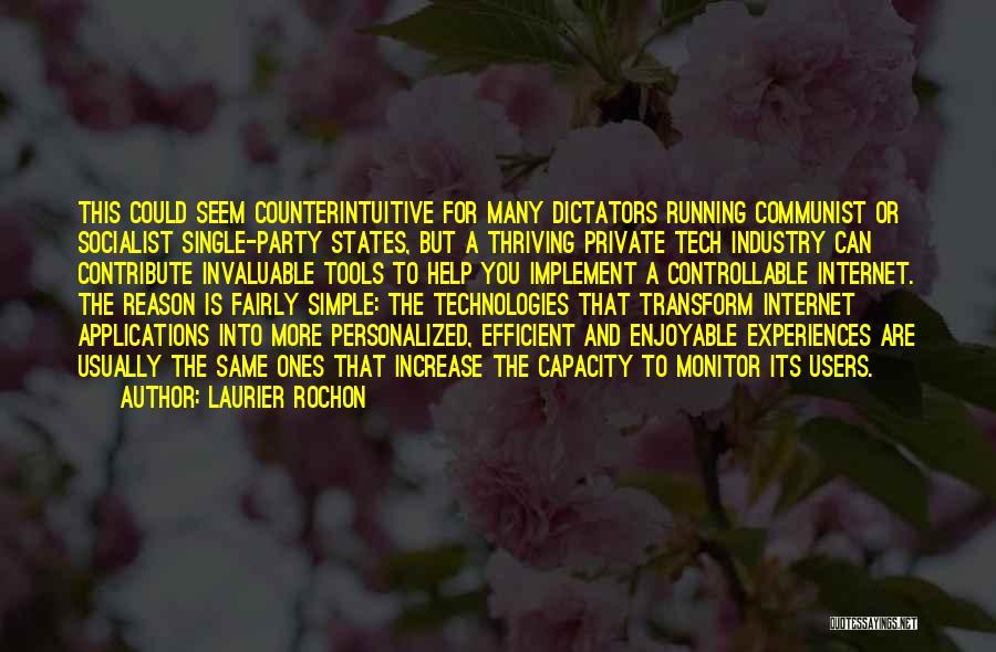 Laurier Rochon Quotes 214096