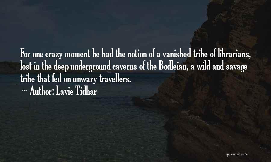 Lavie Tidhar Quotes 1005503