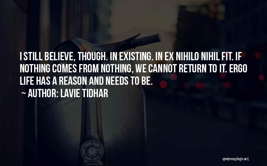 Lavie Tidhar Quotes 1167863