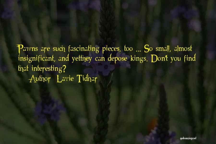 Lavie Tidhar Quotes 119442
