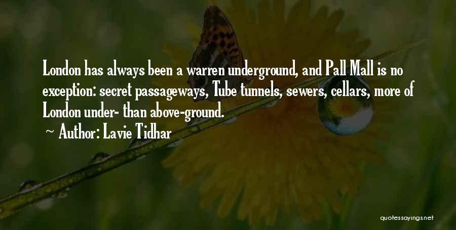 Lavie Tidhar Quotes 1375743