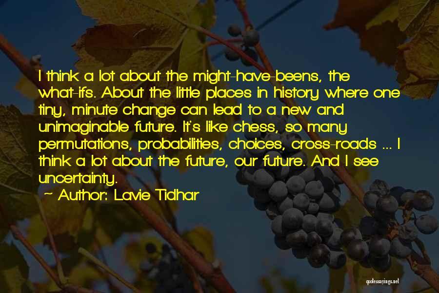 Lavie Tidhar Quotes 1427640