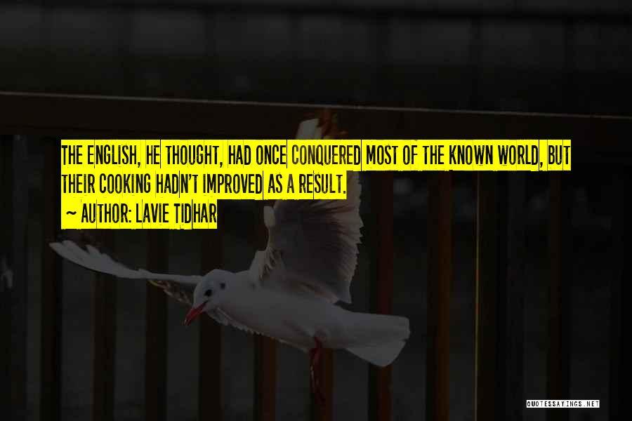 Lavie Tidhar Quotes 143292