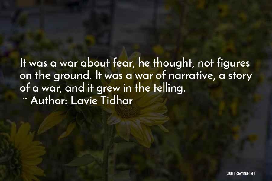 Lavie Tidhar Quotes 1608711