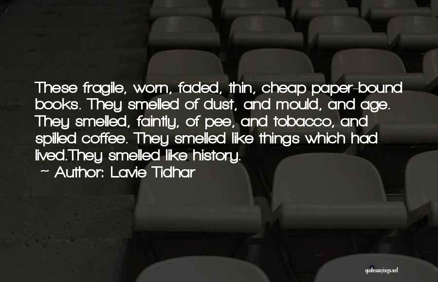 Lavie Tidhar Quotes 163193