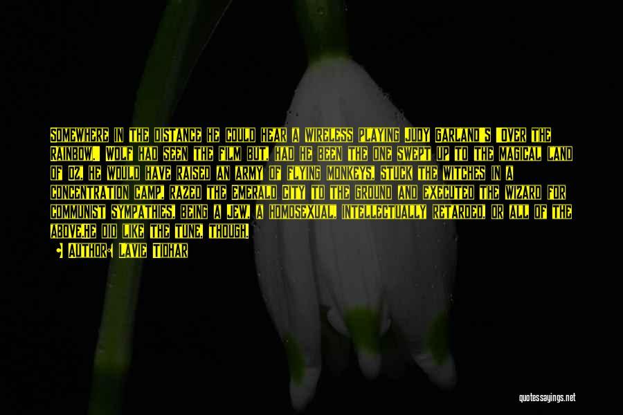 Lavie Tidhar Quotes 441254