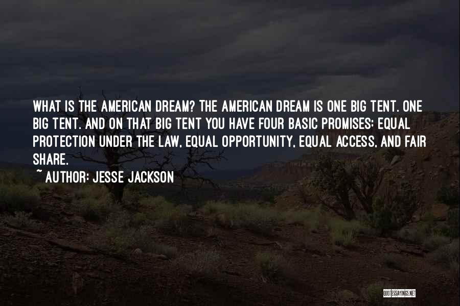 Law Is Not Fair Quotes By Jesse Jackson