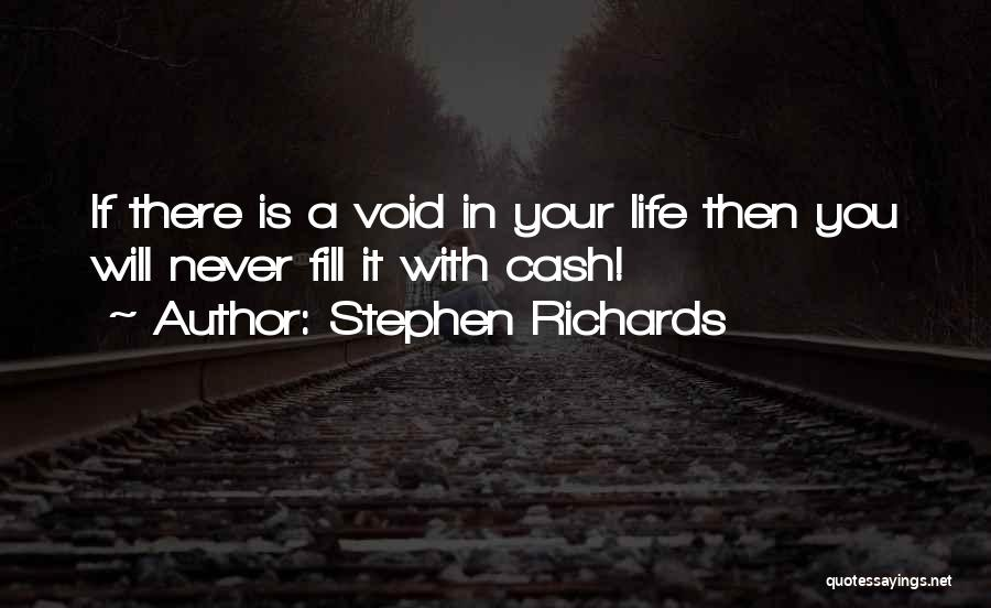 Law Of Power Quotes By Stephen Richards