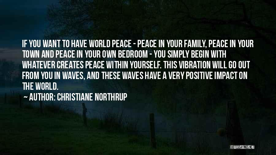 Law Of Vibration Quotes By Christiane Northrup