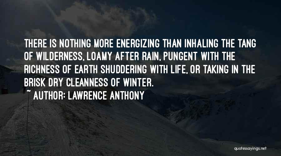 Lawrence Anthony Quotes 641961