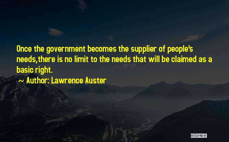 Lawrence Auster Quotes 1168649