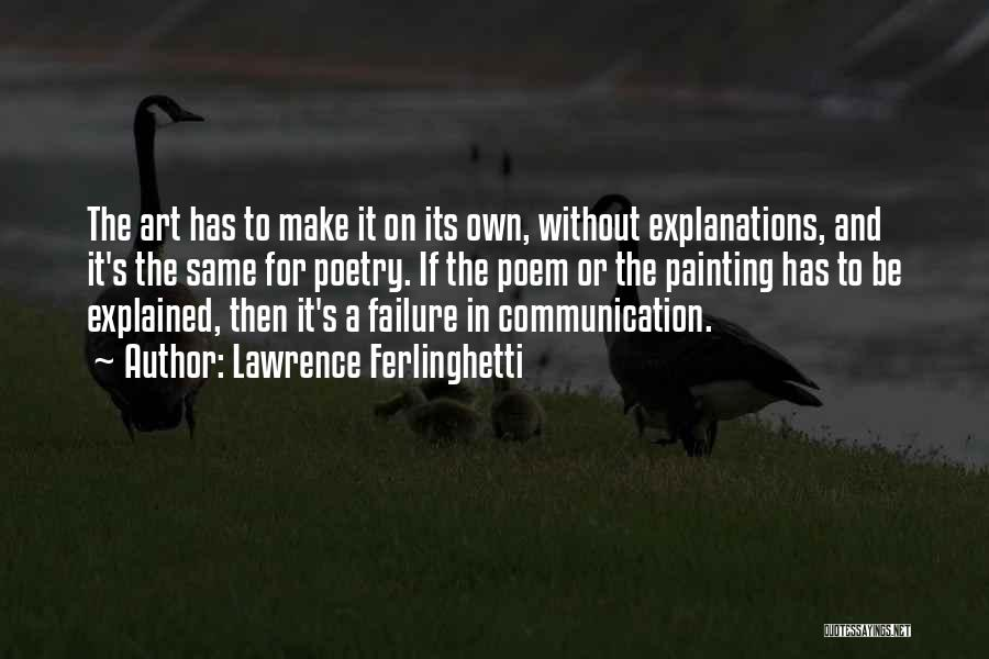Lawrence Ferlinghetti Quotes 1535223