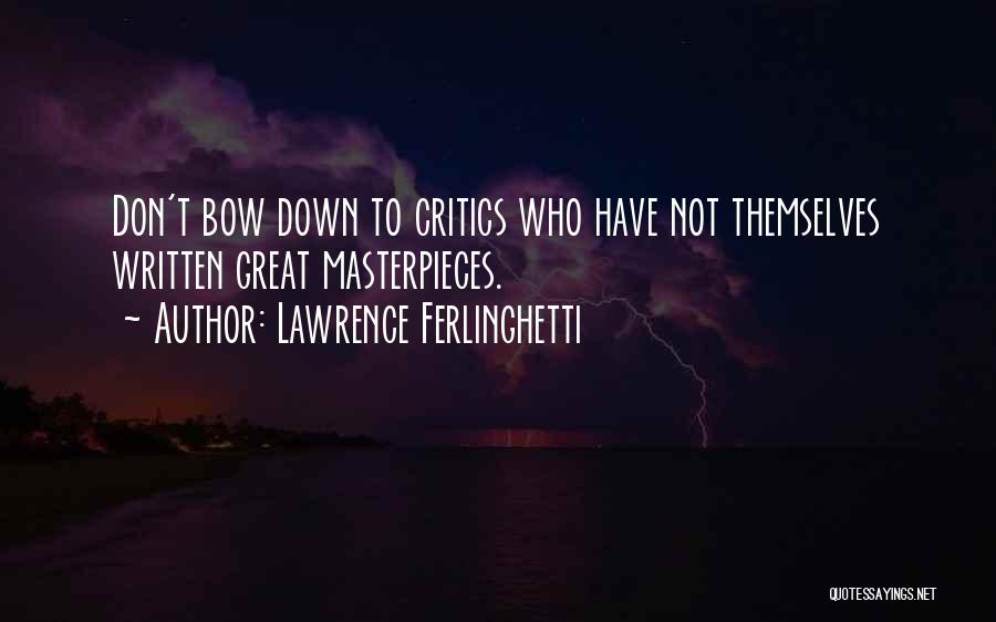 Lawrence Ferlinghetti Quotes 1861025